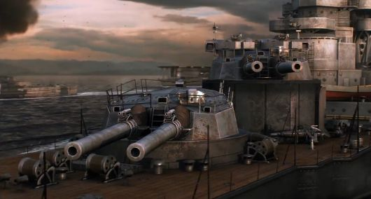 World of Warships debuts cinematic trailer