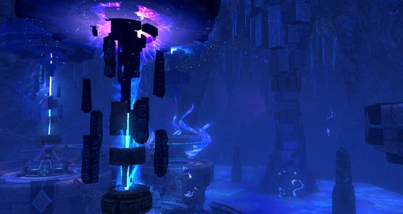 Idian Depths in Aion