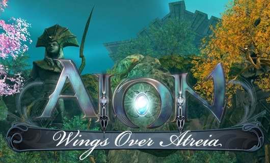 Wings Over Atreia Exclusive  Peek into Aion 40's new zones