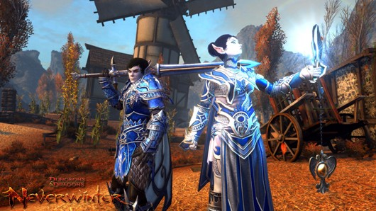 Neverwinter test shard gets new zone and more in hefty patch