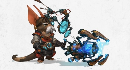 WildStar reveals Chua and Mordesh celebrities
