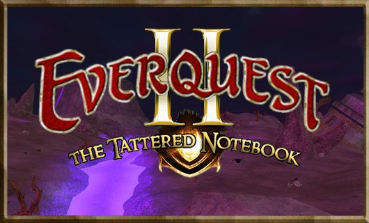 Tattered Notebook  EQII mercenaries  solo savior or group killer