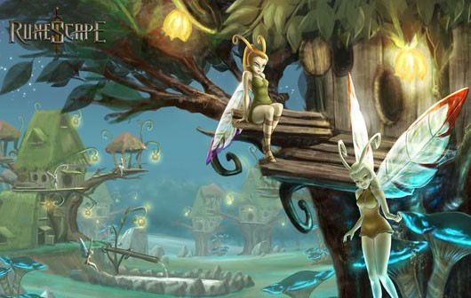 RuneScape 3 launches July 22nd
