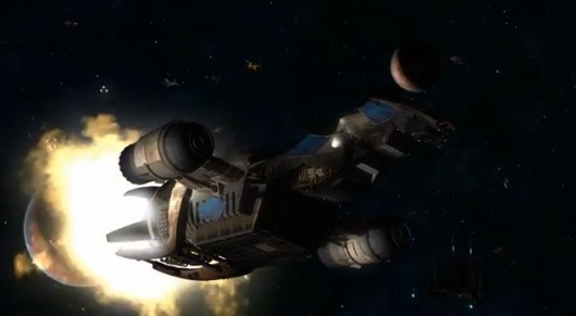 Firefly Online coming to mobile devices in 2014