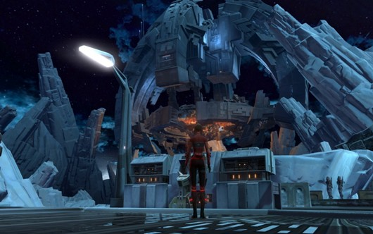 Take a scenic tour of Star Wars The Old Republic