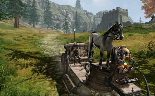 Massively exclusive Handson with ArcheAge's Japanese open beta