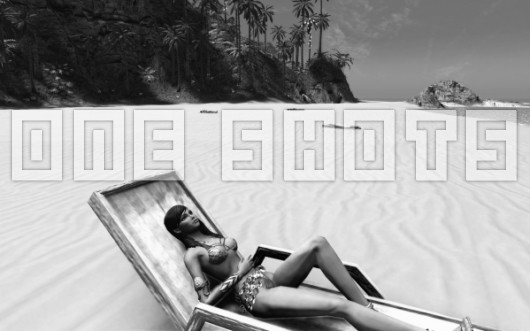 One Shots Swimsuit issue