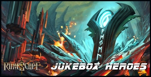 Jukebox Heroes RuneScape's new sound and the people behind it