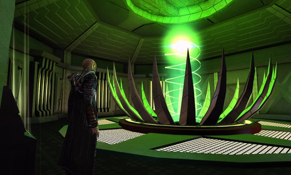 STO Thalaron weapon room