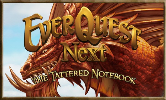 Tattered Notebook  Speculation's last stand for EverQuest Next