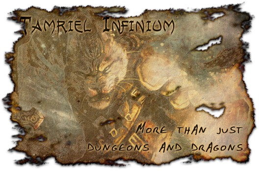 Tamriel Infinium The Elder Scrolls Online, more than just dungeons and dragons