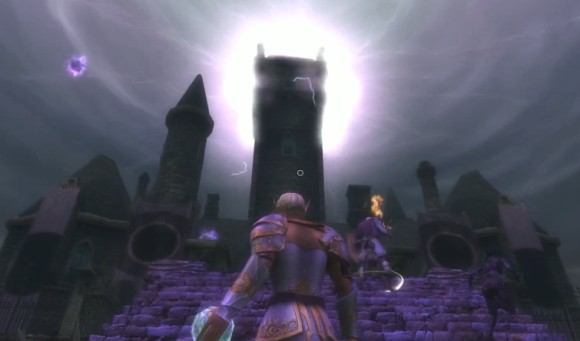 Take a tour of DDO Shadowfell Conspiracy's prison city