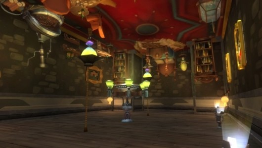 WildStar beta testers compete for coolest house