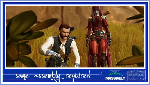 SWTOR - Agent and Kaliyo