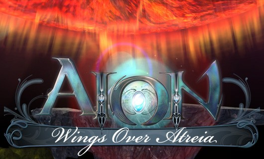 Wings Over Atreia  No block party for you!  Aion ends event early