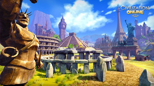 Massively Exclusive  Jake Song introduces Civilization Online