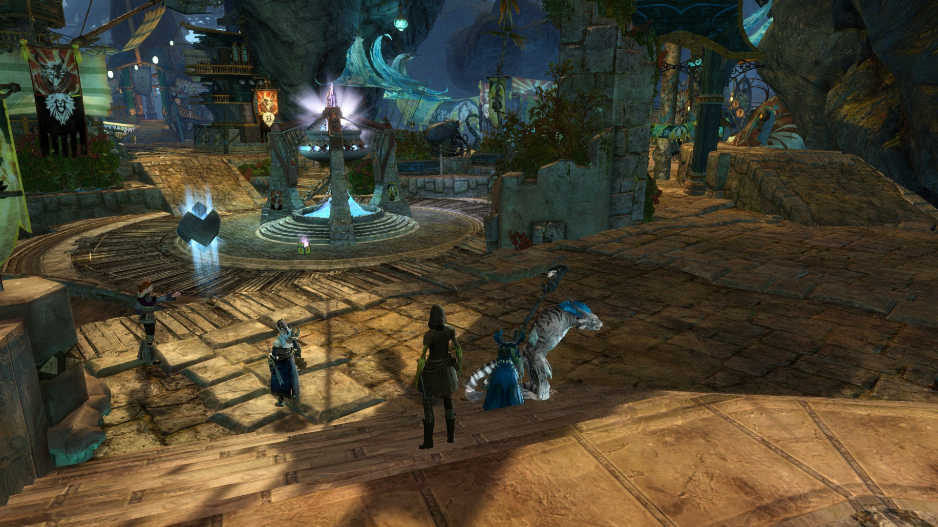 Guild Wars 2 unleashes Clockwork Chaos, promises to an end to PvE culling Updated