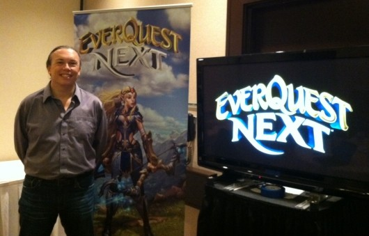 PAX Prime 2013 EverQuest Next Landmark