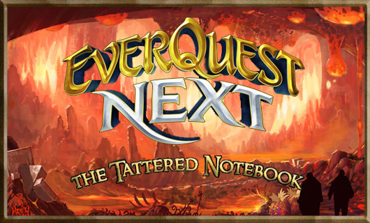 The Tattered Notebook - It's OK if EverQuest Next is a niche game