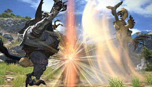 An MMO on launch is having server issues.  You're all shocked, certainly.