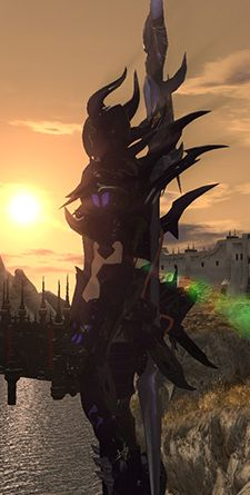 I want to be a dragoon.  That's a plan, right?