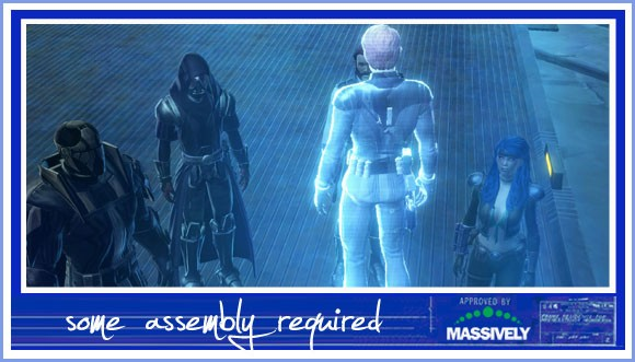 SWTOR - Flashpoint group