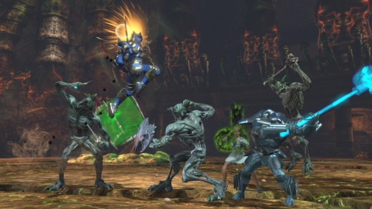 SOE Live 2013 DCUO's Sons of Trigon DLC and beyond
