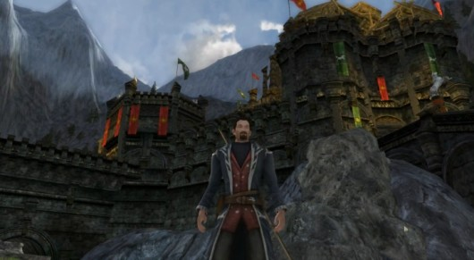 The defense and delight of Lord of the Rings Online Helm's Deep