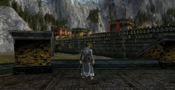 The delight and defense of Lord of the Rings Online Helm's Deep
