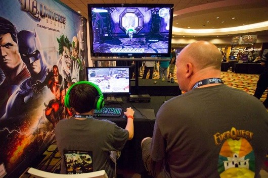 MMO Family MMO trends from kidfriendly game conventions