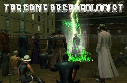The Game Archaeologist Classic MMOs in August