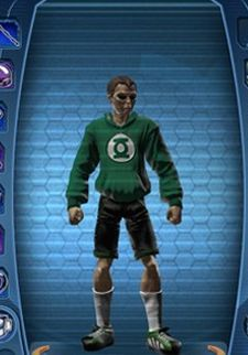 It's also apparently retooling the idea that Green Lanterns have to look cool.