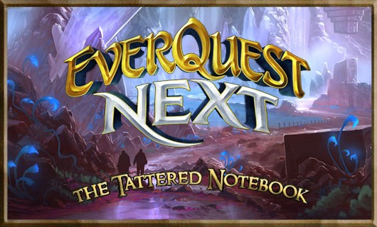 The Tattered Notebook  More quips, quotes, and EQ Next tidbits from SOE Live