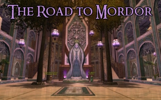 The Road to Mordor Getting over the 40s hump