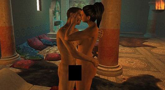 The best and very worst sex scenes in video game