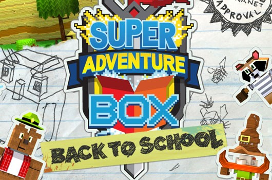 Super Adventure Box is returning to Guild Wars 2 and we got the LEGOs to prove it