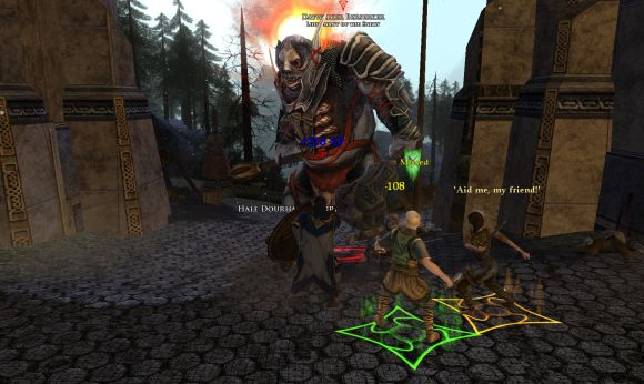 Choose my Adventure Dabbling in LotRO's skirmishes