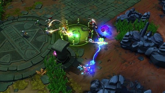 Hands On with S2 Games' Strife