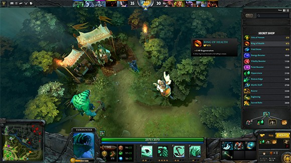 Tidehunter Dota 2 Item Build Dota 2 Tidehunter