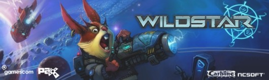 WildStar primps for public appearances