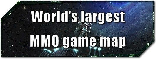 EVE Evolved Does EVE Online have the world's largest MMO map
