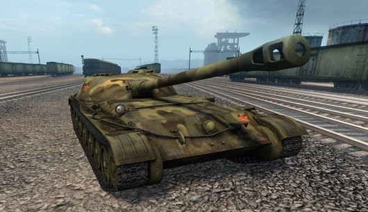 New Soviet, German, and Chinese armor slated for World of Tanks 8.8