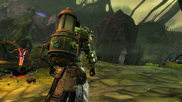 Launch an assault on Twilight Arbor in Guild Wars 2's new Aetherpath