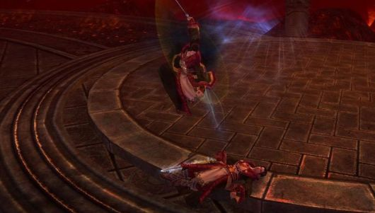 Battle your inner demons in Age of Wushu's Possessed Encounters