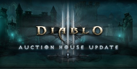 Diablo III to shut down auction house next March