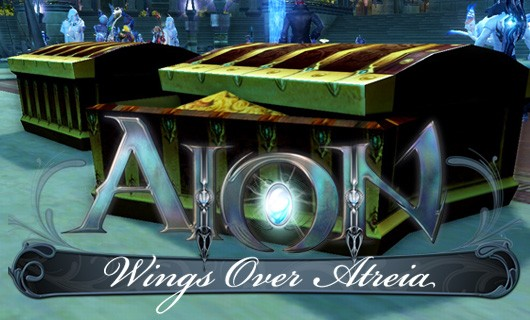 Wings Over Atreia  Aion's birthday bash delivers daily presents