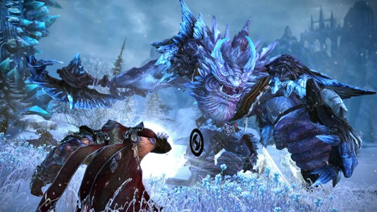 Experience TERA with a free highlevel character