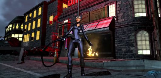Infinite Crisis spotlights Catwoman in newest champion profile