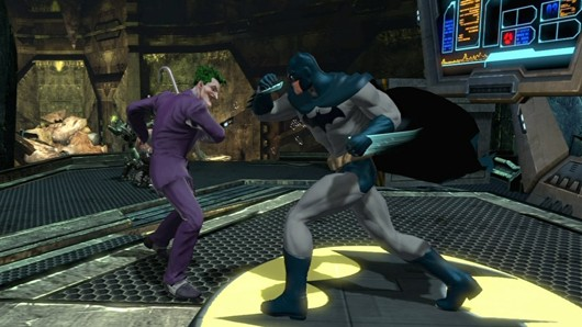 Leaderboard - What's your favorite DCUO power set?