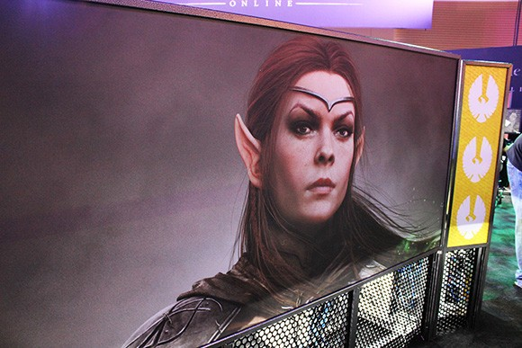 PAX Prime 2013 Adjusting butts in Elder Scrolls Online